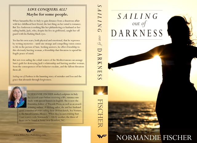 Full cover, Sailing out of Darkness